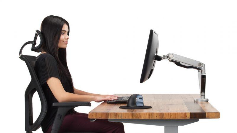 accessori sedia da ufficio ergonomici