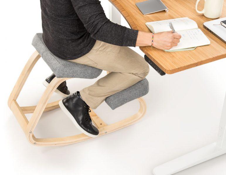 sedie ufficio senza schienale